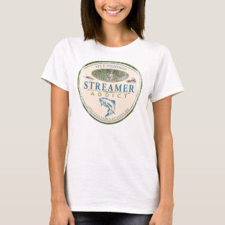 Streamer Addict Flyfishing Women's T-Shirt