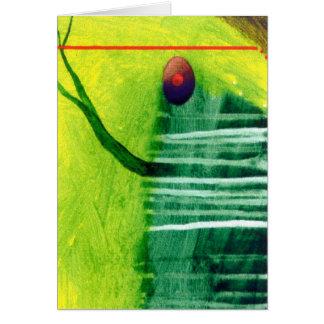 streamin green card