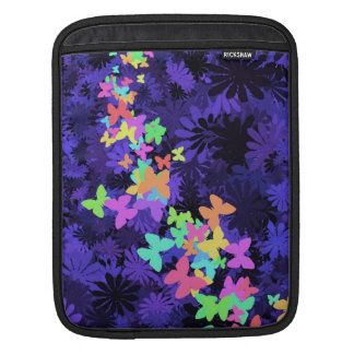 Streaming Butterflies Sleeve For iPads