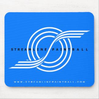 Streamline Paintball Mousepad