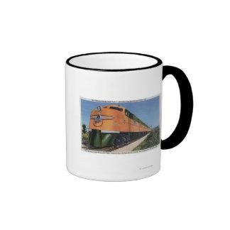 "Streamliner ""400"" a Milwaukee Taza"