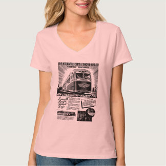 Streamliners For Atlantic City 1941 T-Shirt