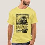 Streamliners para la camiseta 1941 de Atlantic