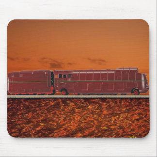 Streamlines Steam Locomotive BR 05 Mousepad