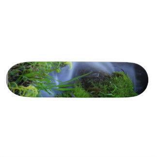 Streams Brooks Meadows Mosses Skateboard Deck
