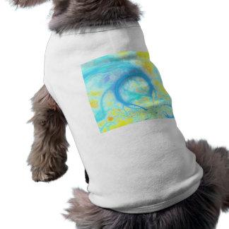 Streams of Joy – Cosmic Aqua & Lemon Dog Clothing