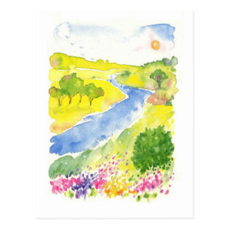 Streams of the Valley Postcards