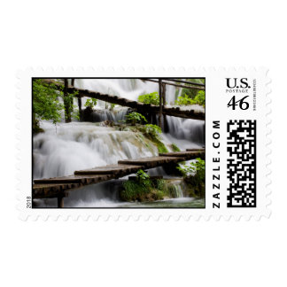 Streams Postage Stamps