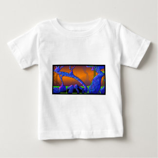 streamsbelow.jpg baby T-Shirt