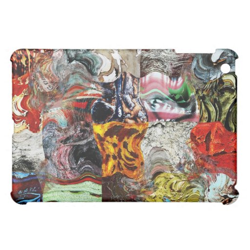 Street Art Abstract Cover For The iPad Mini