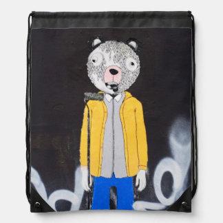 street art backpacks