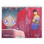 STREET art Calendar