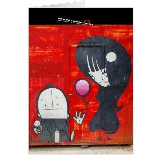 street ART Card