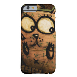 Street art cat barely there iPhone 6 case