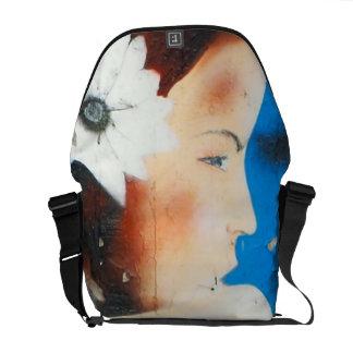 street ART Courier Bag