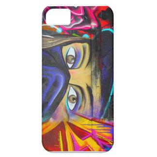 Street Art Face iPhone SE/5/5s Case