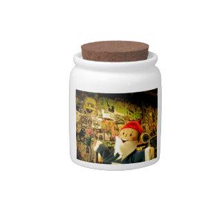 Street Art Gus Candy Jars
