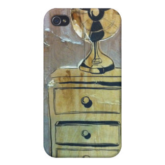 street art iPhone 4/4S cover