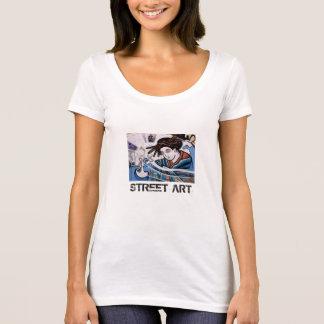 Street Art of Las Palmas Japanese T-Shirt