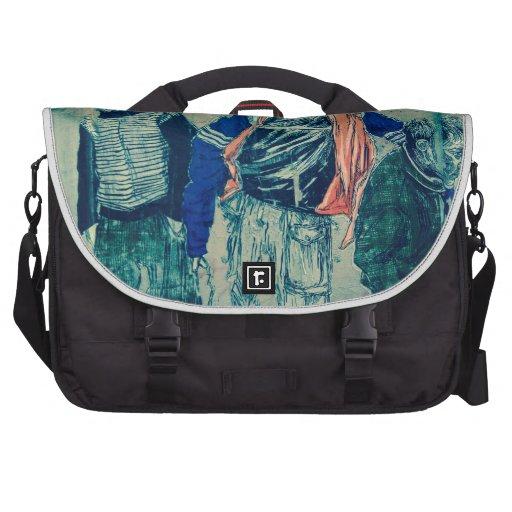 Street Art Painting Graffiti Commuter Bag