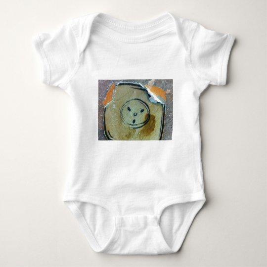 street art project baby bodysuit