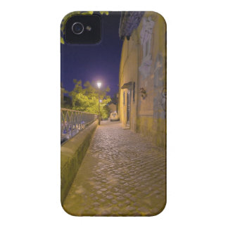 Street at night in Rome, Italy 2 Case-Mate iPhone 4 Case