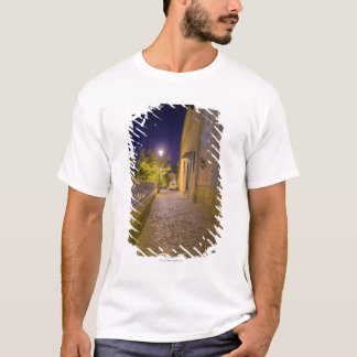 Street at night in Rome, Italy 2 T-Shirt