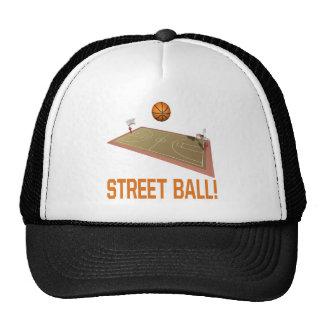Street Ball Trucker Hat