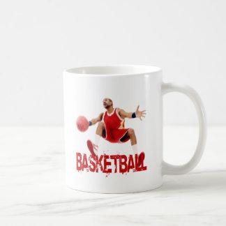 Street Basketball Dribble Coffee Mug