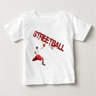 Street Basketball Dunk Baby T-Shirt
