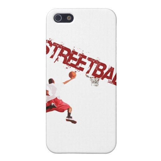 Street Basketball Dunk iPhone SE/5/5s Case