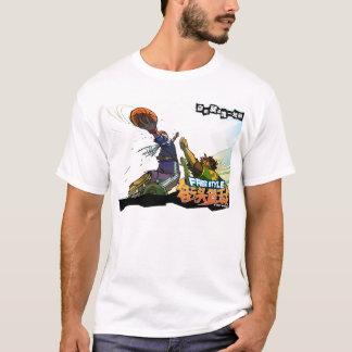street basketball,free style T-Shirt