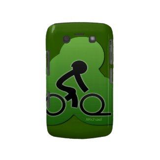 Street Bicycle Biking Blackberry Bold case
