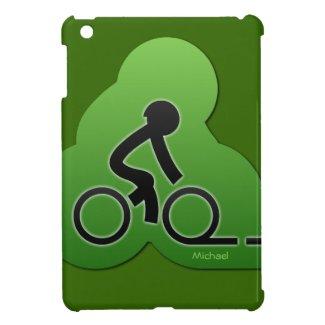 Street bicycle biking iPad mini cases