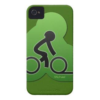 Street Bicycle Biking iPhone 4 Cases