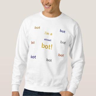 street bot! sweat shirt. custom,s-line by gear sweatshirt