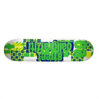 Street Caligraffiti  skateboard