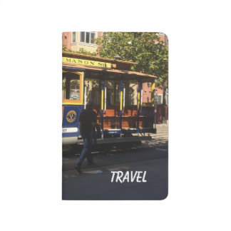 Street Car in San Francisco Journal