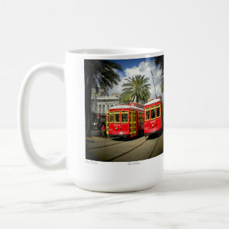 Street Cars New Orleans Coffee Mug