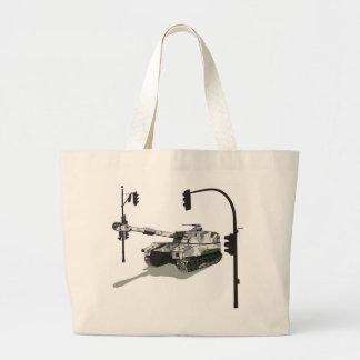 Street Cleaner Tote Bag