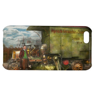 Street Cleaner - The hygiene machine 1910 Cover For iPhone 5C