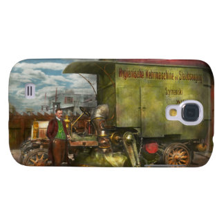 Street Cleaner - The hygiene machine 1910 Galaxy S4 Cover