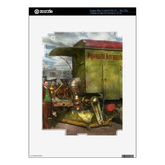 Street Cleaner - The hygiene machine 1910 iPad 3 Decal