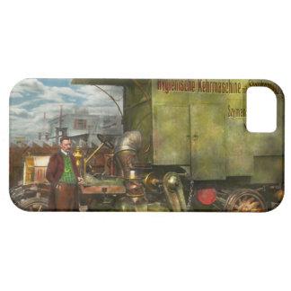 Street Cleaner - The hygiene machine 1910 iPhone SE/5/5s Case