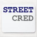 STREET CRED MOUSEPAD