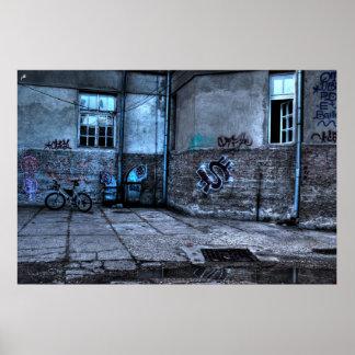 STREET CYCLE PRINT