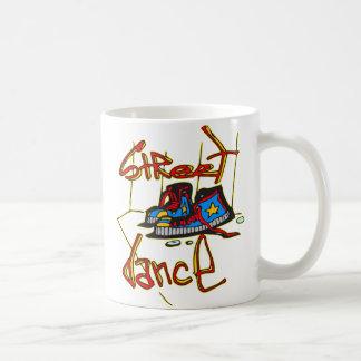 Street Dance and Shoes Coffee Mug