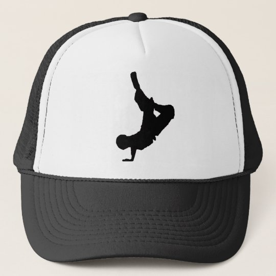 Street Dancer Trucker Hat