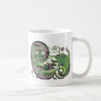 Street Dragon Coffee Mug
