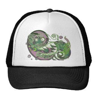Street Dragon Mesh Hats